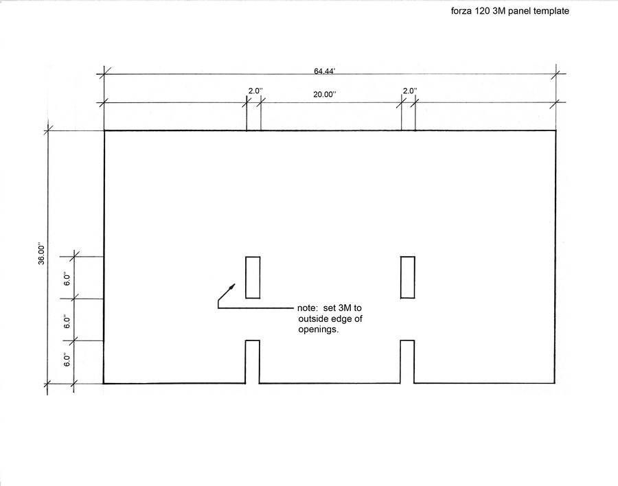 Forza 5 - 120-panel 3M template | STEPHEN MCHALE PRODUCTION DESIGNER ...